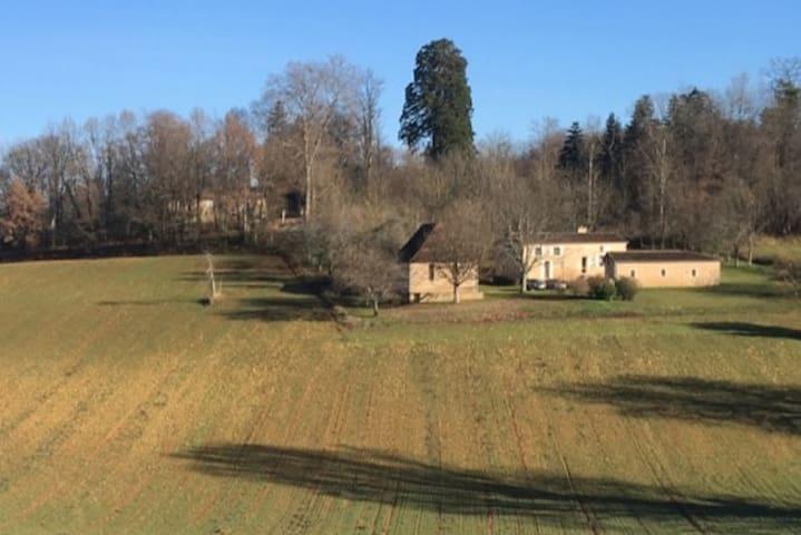 Jolie fermette rénovée en Périgord- 7 personnes - Cendrieux - Maison