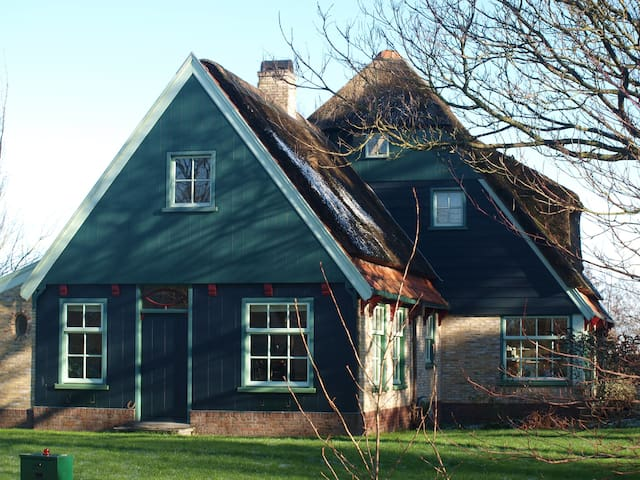 Family farmhouse in the countryside - Schellinkhout - Casa