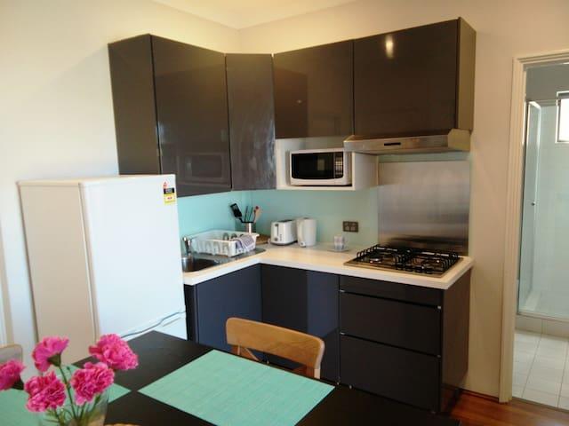 Garden Apartment - Clarkson - Departamento
