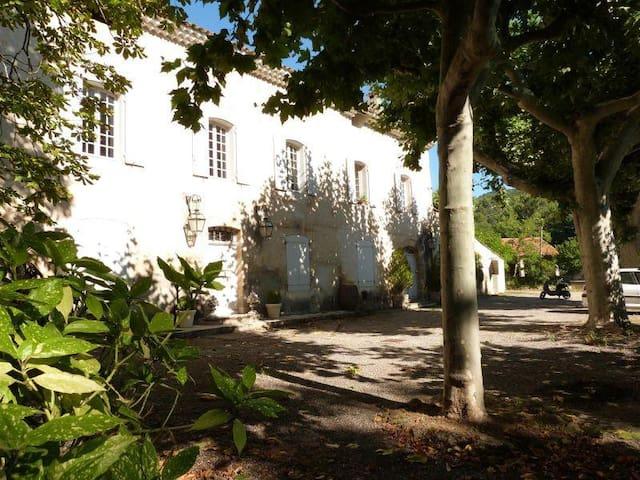 2 chambres dans bastide provençale - Manosque - Villa