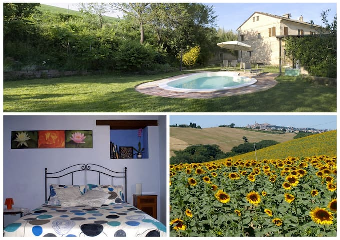 Farmhouse in Marche - Macerata - Ev