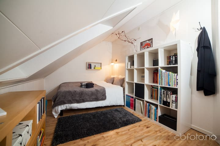 Small and cozy room. - Sogndal - 獨棟