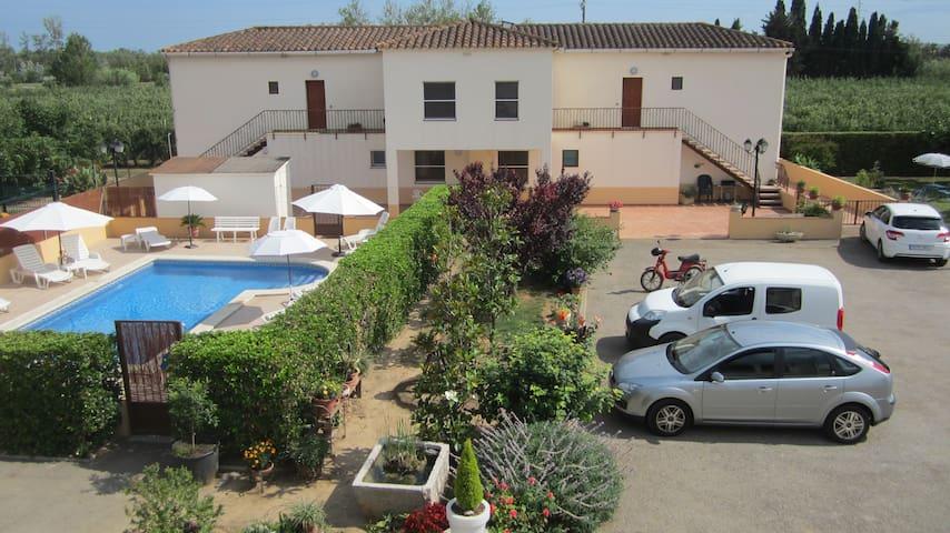 Apartament Mas Julià - Sant Pere Pescador - Квартира