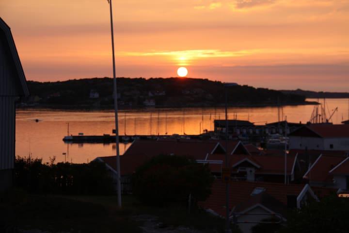 Björkö, Göteborgs norra skärgård 10 sängplatser. - Bohus-Björkö - Appartement