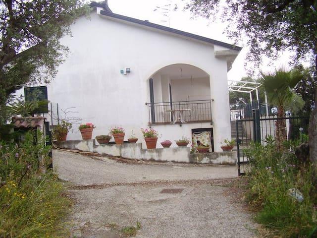 Villino Panoramico - Casal Velino - Appartement