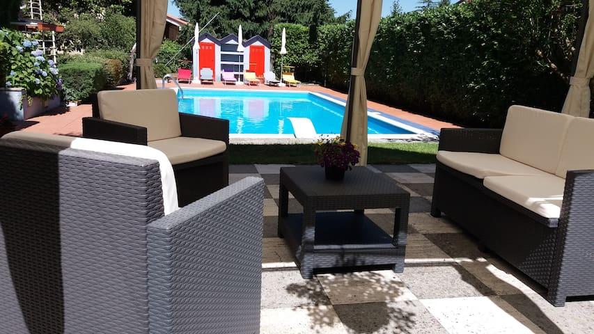 BB BLUE Rocca Priora Relax and Leisure. - Rocca Priora - Bed & Breakfast
