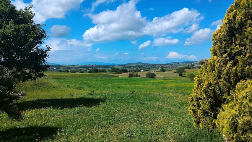 Holiday in Tuscan Maremma - Magliano in Toscana - Appartement