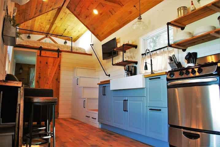 Tiny House on Shallowbrook Farm - New Providence