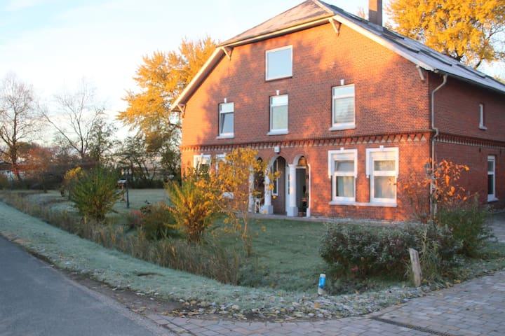 Ferienbauernhof in Nordseenähe - Epenwöhrden - Leilighet