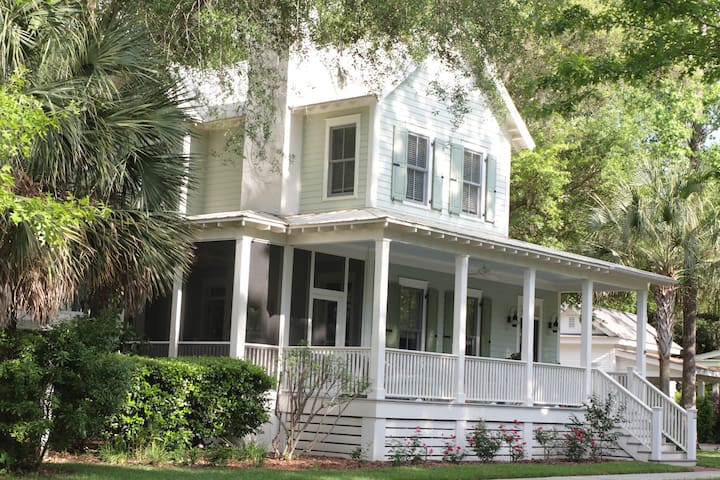Award wining Habersham; LowCountry Living - Beaufort - Hus
