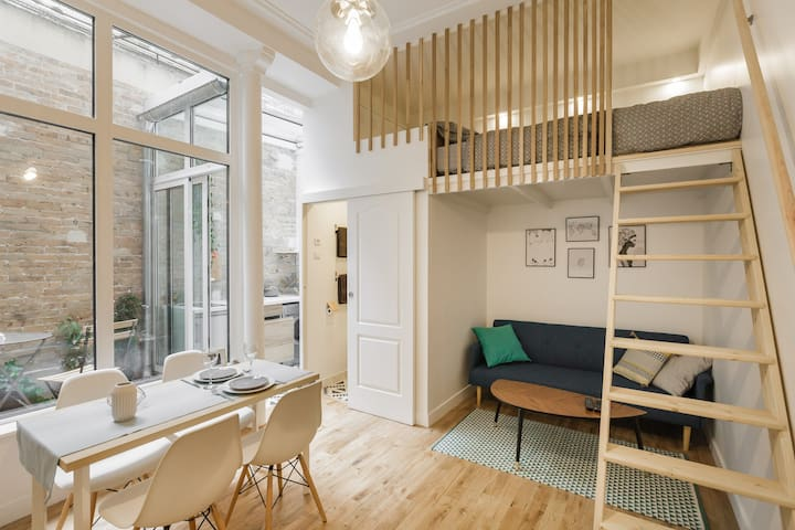 Beautiful apartment Heart of Paris - Pariisi - Huoneisto