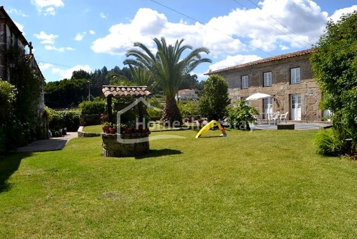 Apt within a Farm - Swimming pool - Grimancelos - Apartemen