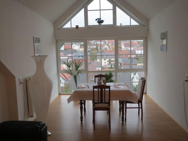 Neu! Schöne Ferienwohnung mit Flair - Eisingen - 公寓
