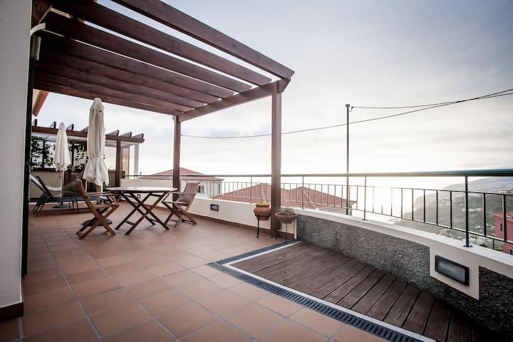 Relax, Madeira Island, House type chalet - Arco Da Calheta