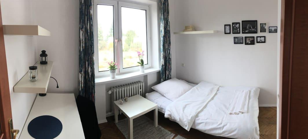 Comfy room close to Center and Malta Lake - Poznań - Hus