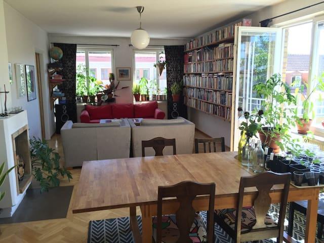 Big central apartment in Kalmar C - Kalmar - Apartament