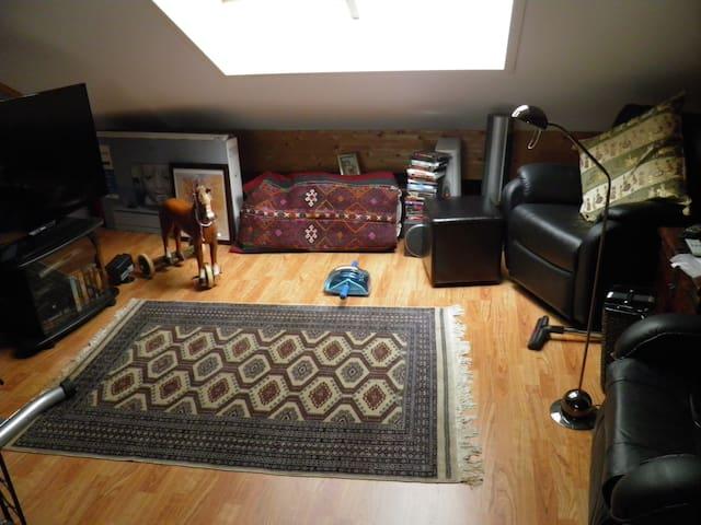 Top floor and separate bedroom - Oppegård