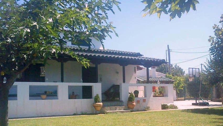 Beach House Central Greece - Kouvela - Ev