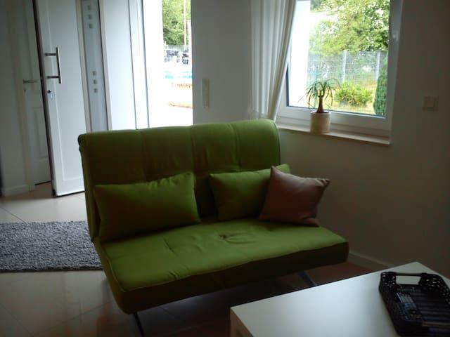 Kl. Apartment im Grünen - Oerlinghausen - Leilighet