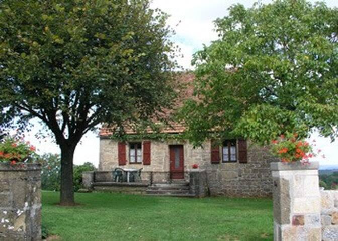 Petite maison en Quercy - Miers - Casa