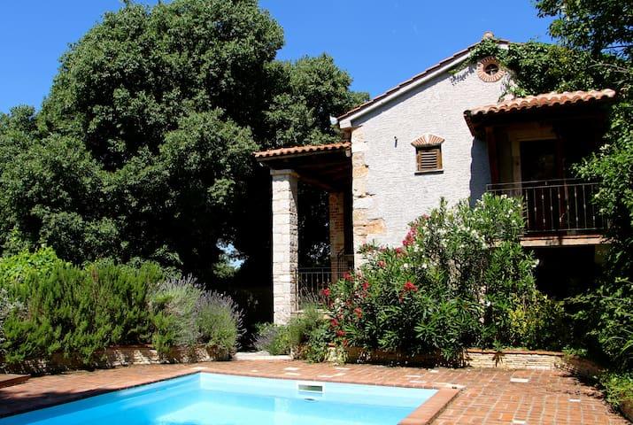 Magnifique et authentique villa - Matulini - Dům