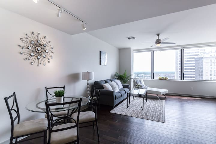 Luxurious Apartment, Downtown Dallas - Dallas - Loft