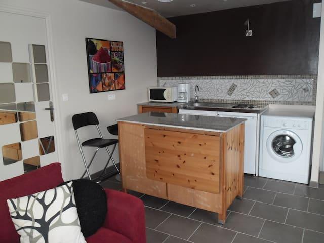 Joli meublé - 坎佩爾(Quimper) - 公寓