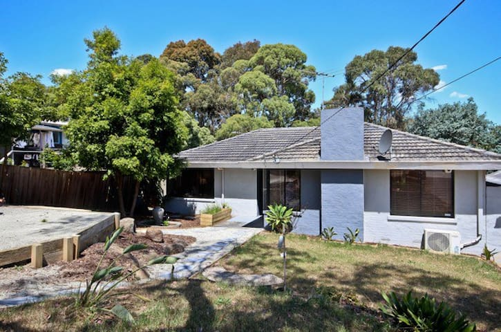 3br home in Leafy Berwick Village - 45 Mins to CBD - Berwick - Hus
