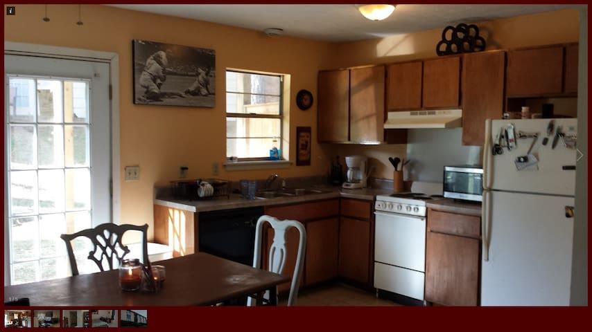 Quiet Room and close to MSU campus - Starkville - Appartement