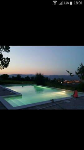 Villa la Molinella - Porano - Villa