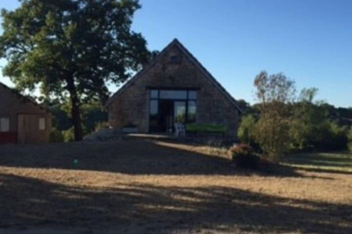 Grange rénovée sur les Causses du Lot - Soulomès - Квартира