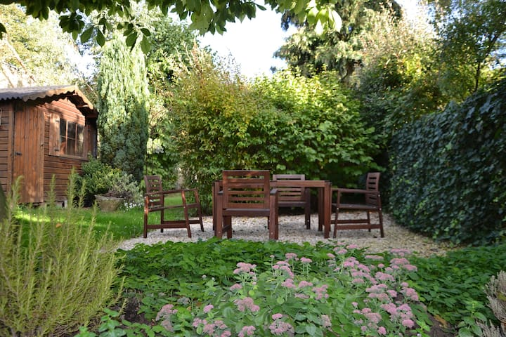Villa Gisèle - house with garden near Lille ! - Capinghem - Andre
