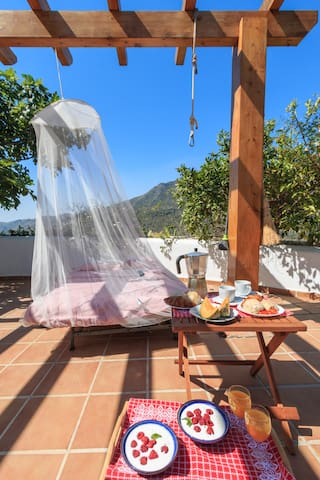 Sleep in the open Air: the real Air B&B experience - Costa Tropical