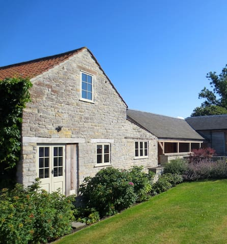 Pretty & romantic cottage for two, nr Glastonbury - Butleigh - Haus