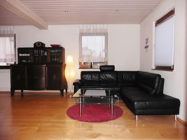 apartment  for 1 or 2 persons. - Rheinstetten