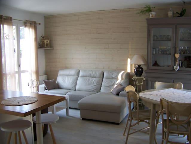 Maison 5 p tout confort 100m de la Mer proche Port - Rivedoux-Plage - Hus