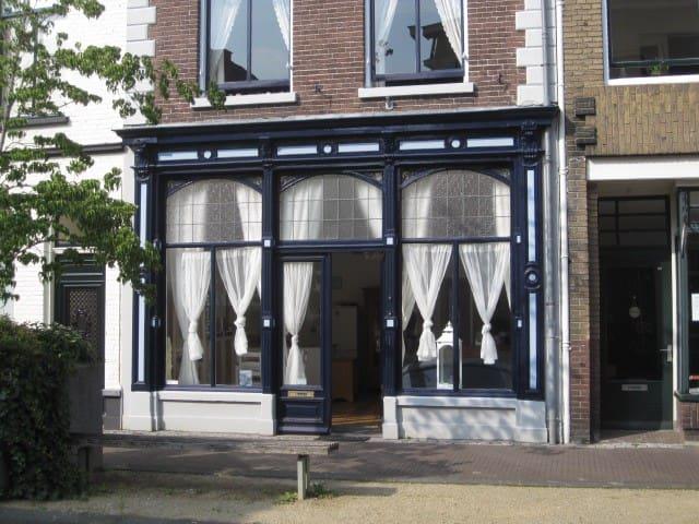Appartement in monumentaal pand in hartje Zutphen - Zutphen - Apartamento