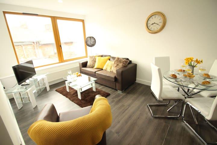 Diamond - Britannia Chambers Apartment 4 - Leek