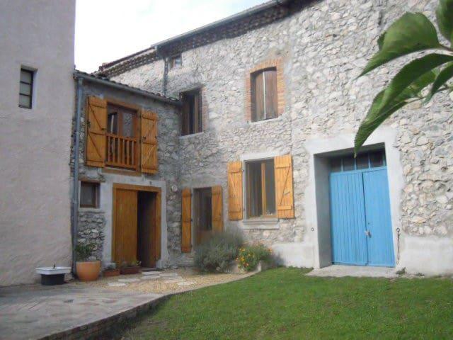 Beautiful Pyrenees village house - Belcaire