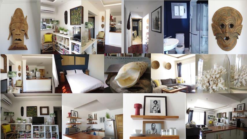 Modern Apartment - Maputo - Byt