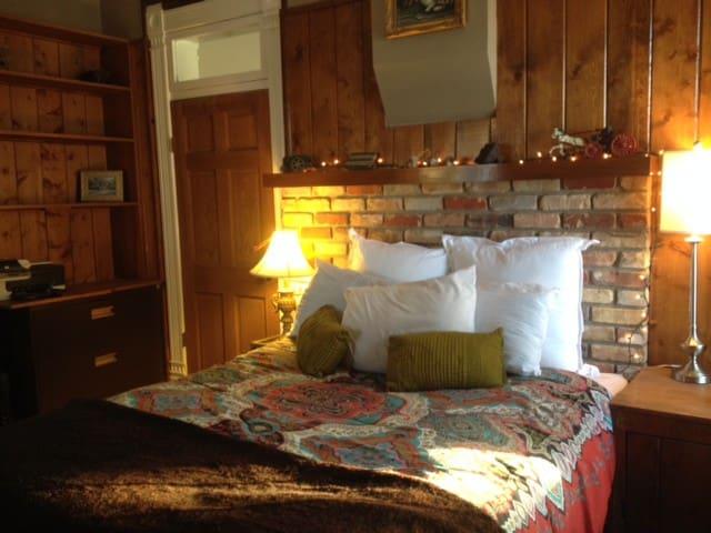 Beautiful private room and entry - Kamas - Гестхаус