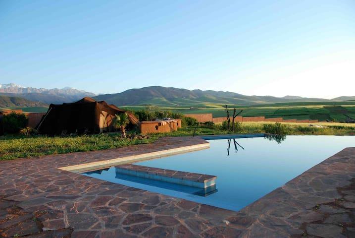 Maîa 32€ par nuit par personne - Marrakech - Casa de férias
