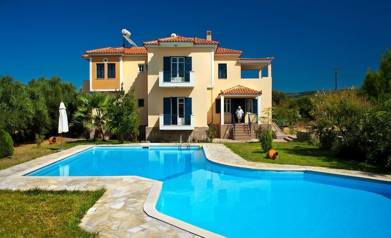 Villa or Studio(s) in tranquility - Lesvos - Willa
