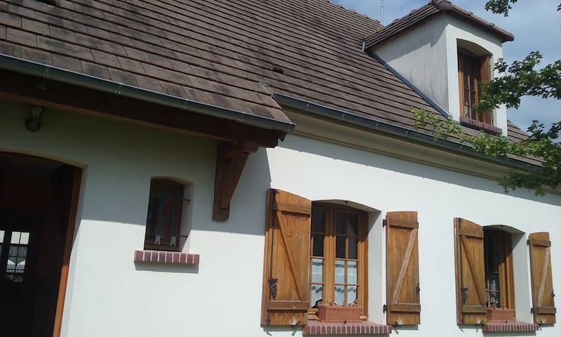 Maison agréable et calme  près d'auxerre - Héry - Casa