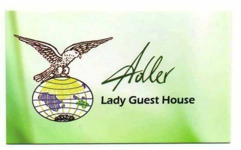 Adler Lady Guest House ($10 per person/night) 1.4 - Yangon - Gjestehus