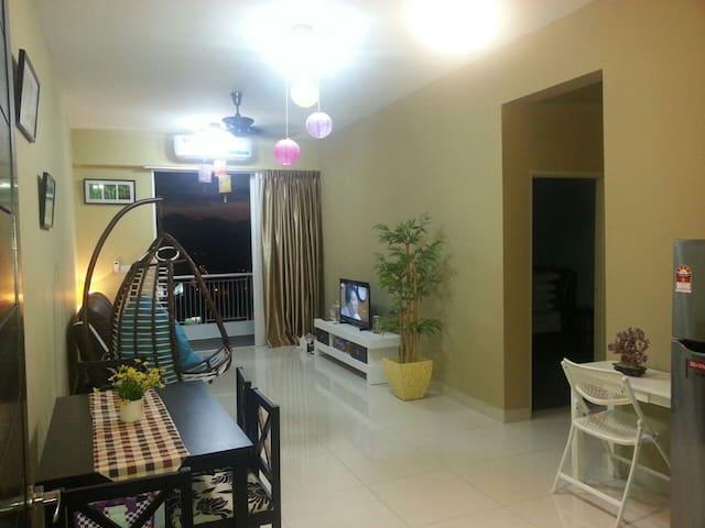 5 Star condo homestay ipoh - D' FESTIVO residences - Ipoh - Apto. en complejo residencial