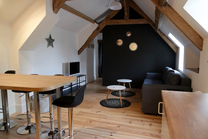 Apartment in the Heart of the City - Bayeux