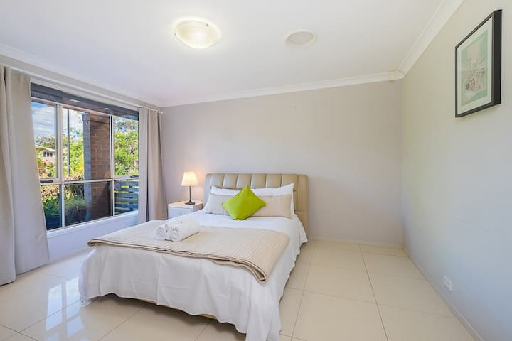 No.1 Cozy Double Room With Shared Bathroom - Bankstown - Gästhus