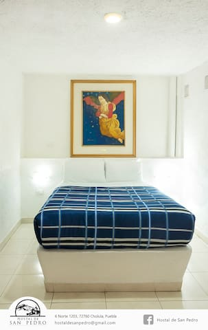 HOSTAL DE SAN PEDRO (HABITACIÓN PRIVADA) - Cholula de Rivadabia - Inny