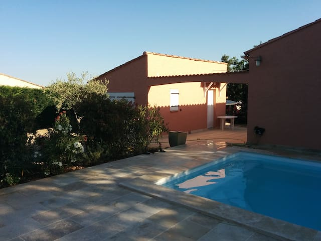 Cozy and relax paradise for 2 - Régusse - Daire